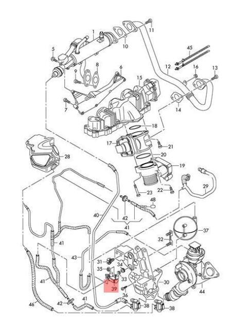 Genuine Pressure Converter AUDI A4 Allroad Quattro Avant