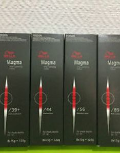 Image is loading wella magma high lightening colour choose quantity also ebay rh