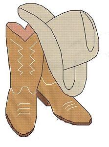 cowboy hat pattern # 26