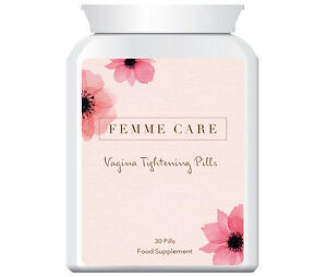 Image Is Loading Femme Care Vagina Tightening Pills Tightens Vagina No