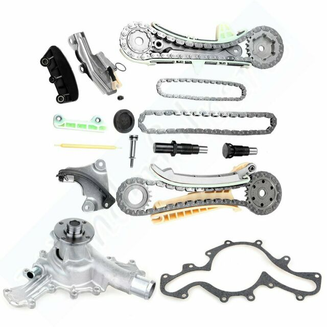 Timing Chain Kit w/ Gears + Water Pump for 2001-2008 Mazda