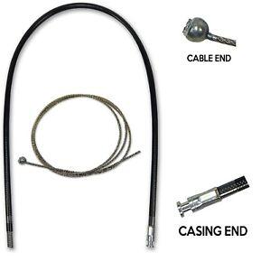 Wacker OEM BS50-4s, BS60-4s Throttle Cable & Casing Kit