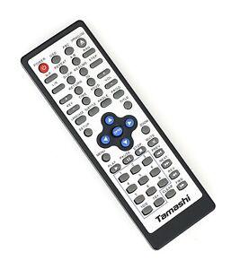 Original Tamashi Cx-501 DVD Player Remote Control/Remote
