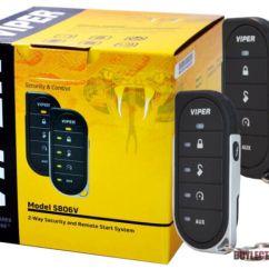 Viper 5305v Car Alarm Flow Diagram Utility Design 4 Door Locks 2 Way Keyless Entry Remorte Start System Xmas