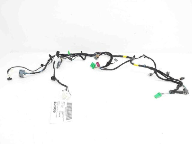 2016-2018 VOLVO XC90 CENTER CONSOLE WIRING WIRE HARNESS