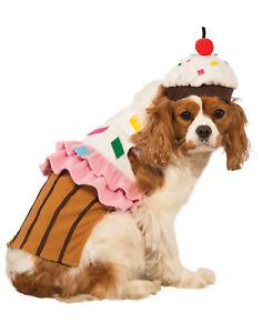 Cupcake Cake Pet Food Dessert Funny Dog Cat Halloween