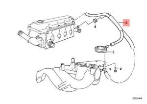 1997 Bmw E36 318i Engine Cooling System Diagram