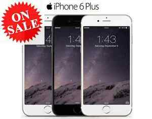 Apple iPhone 6 Plus (Factory Unlocked) T-Mobile AT&T Verizon Gold Gray Silver