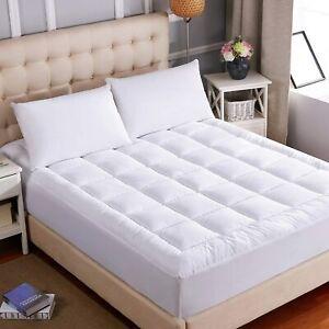 full size pillow top mattress pad online