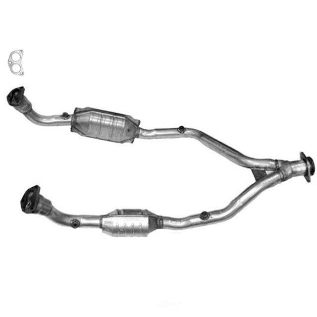 Catalytic Converter-Direct Fit 40460 fits 97-99 Land Rover