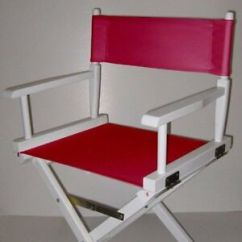 Director Chair Replacement Covers Ebay Tin Rail Yu Shan Cover Kit Magenta 021 30 Image Is Loading
