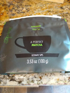 Matcha - Sipology by Steeped Tea - Peppermint - New - | eBay