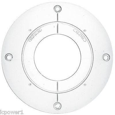 397531-01 Dewalt DW616 / DW618 Router Replacement Sub Base