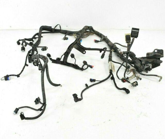 Ford Fiesta Mk7 1.4 Diesel Zetec TDCi 70 2008-2012 Wiring