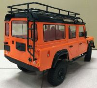 1/10 NEW Hand Made Metal Roof Rack for D110 Land Rover