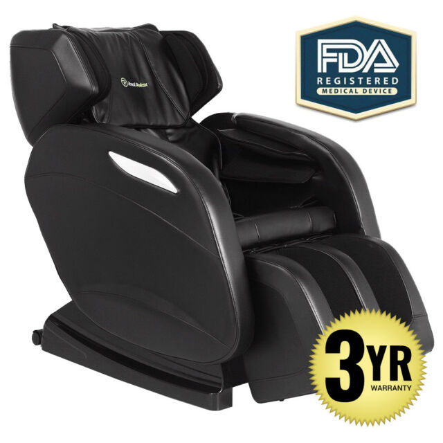 recliner massage chair black covers wedding buy electric zero gravity full body shiatsu picture 11 of