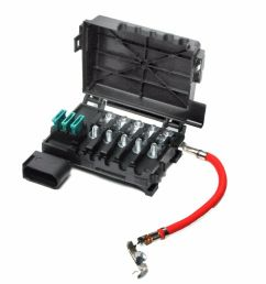 fuse box battery terminal fit for vw jetta golf mk4 beetle 2 0 1 9tdi [ 1500 x 1183 Pixel ]
