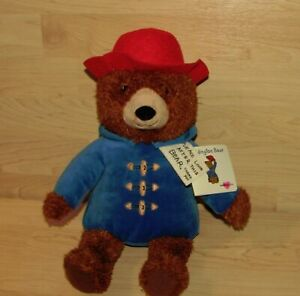 paddington bear stuffed animal # 48