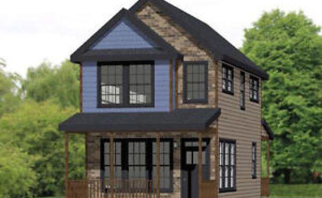 16x30 Tiny House 2 Bedroom Pdf Floor Plan 901 Sq