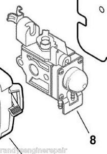 Genuine ECHO A021003661 Diaphram Carburetor select model