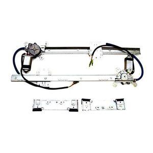 Autoloc 2 Door Flat Power Window Kit U-Wire Driver