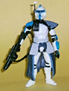 Star Wars The Hunt For Grievous Battle Pack Blue Arc Trooper loose   eBay