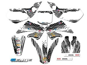 1997 1998 1999 CR 250 GRAPHICS KIT CR250 250R R DECO