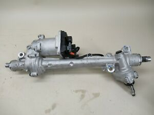 details about tesla model 3 rack n pinion steering rack electric motor assembly