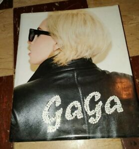 Lady Gaga BOOK by Terry Richardson 2011 Hardcover Photographs Live Candid Tour ! | eBay