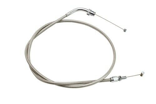 New Steel Throttle Push Cable Fits Yamaha XV1900CTS