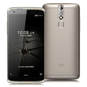 32GB - Gold - New ZTE Axon Mini (B2016) Dual SIM Unlocked 5.2'' Smartphone US