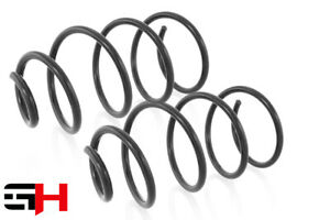 2 Springs Front Fiat Punto Built 1993-1999 1.1, 1.2 New Gh
