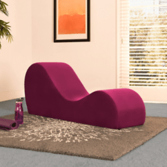Long Chair Couch Sofa Teak Folding Chairs And Table Soft Sex Loveseat Exotic Lounge Merlot Yoga Stretch Image Is Loading