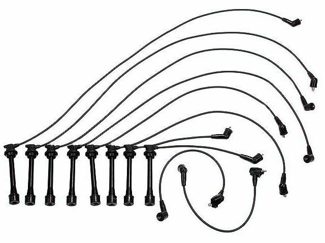 For 1994-1997 Toyota Celica Spark Plug Wire Set OPParts