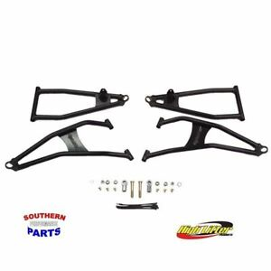 HIGH LIFTER FRONT UP & LOWER CONTROL ARMS POLARIS RZR 900