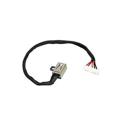 DC POWER JACK CHARGING PORT CABLE FOR Dell Inspiron 15