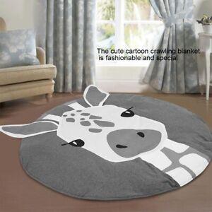 details sur motif girafe impression bebe tapis jeu tapis tapis decoration chambre d enfan