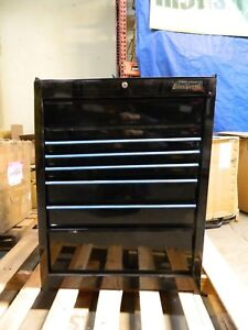 Blackhawk Tool Box : blackhawk, Blackhawk, Proto, Drawer, Steel, Roller, Cabinet, 92708R, DAMAGED