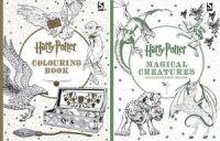 Harry Potter da colorare 2 LIBRO Set Collection (Warner ...