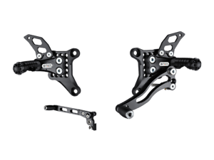 Bonamici aluminum Adjustable 2007- 2011 Ducati 848 1098