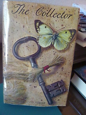 The Collector by John Fowles. First American edition   eBay