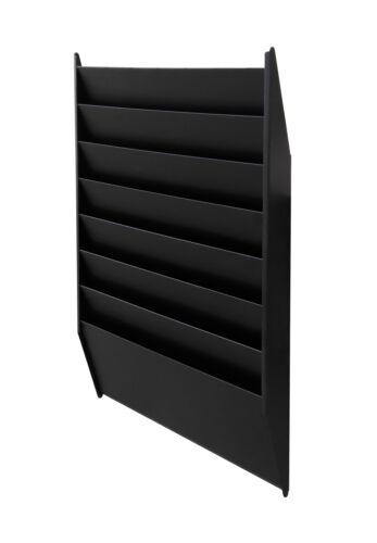 office file holder workorder organizer magazine rack display letter slot wall mount tecnipesados