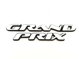 1997-2005 PONTIAC GRAND PRIX SIDE/ REAR EMBLEM BADGE