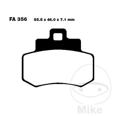 EBC SFA Scooter Rear Brake Pads SFA356 Kymco Grand Dink
