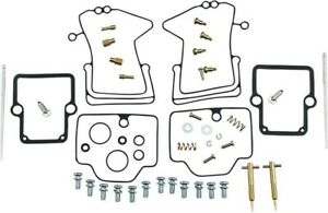 CARBURETOR CARB GASKETS JETS REPAIR REBUILD KIT SKI-DOO MX