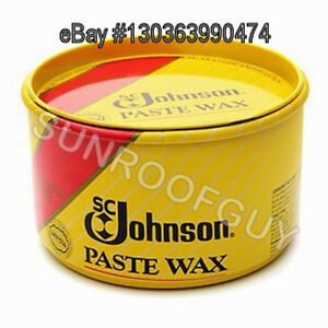 SC Johnson Paste WaxPolish 1LB tub FloorPolish  eBay