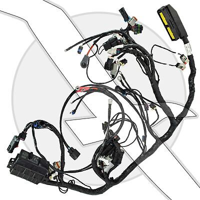 Volvo Penta Main Wiring Cable Engine Harness 8.1 GiCE