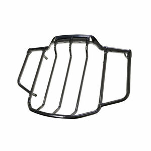 Air Wing Tour Pak Trunk Pack Luggage Rack Chrome With
