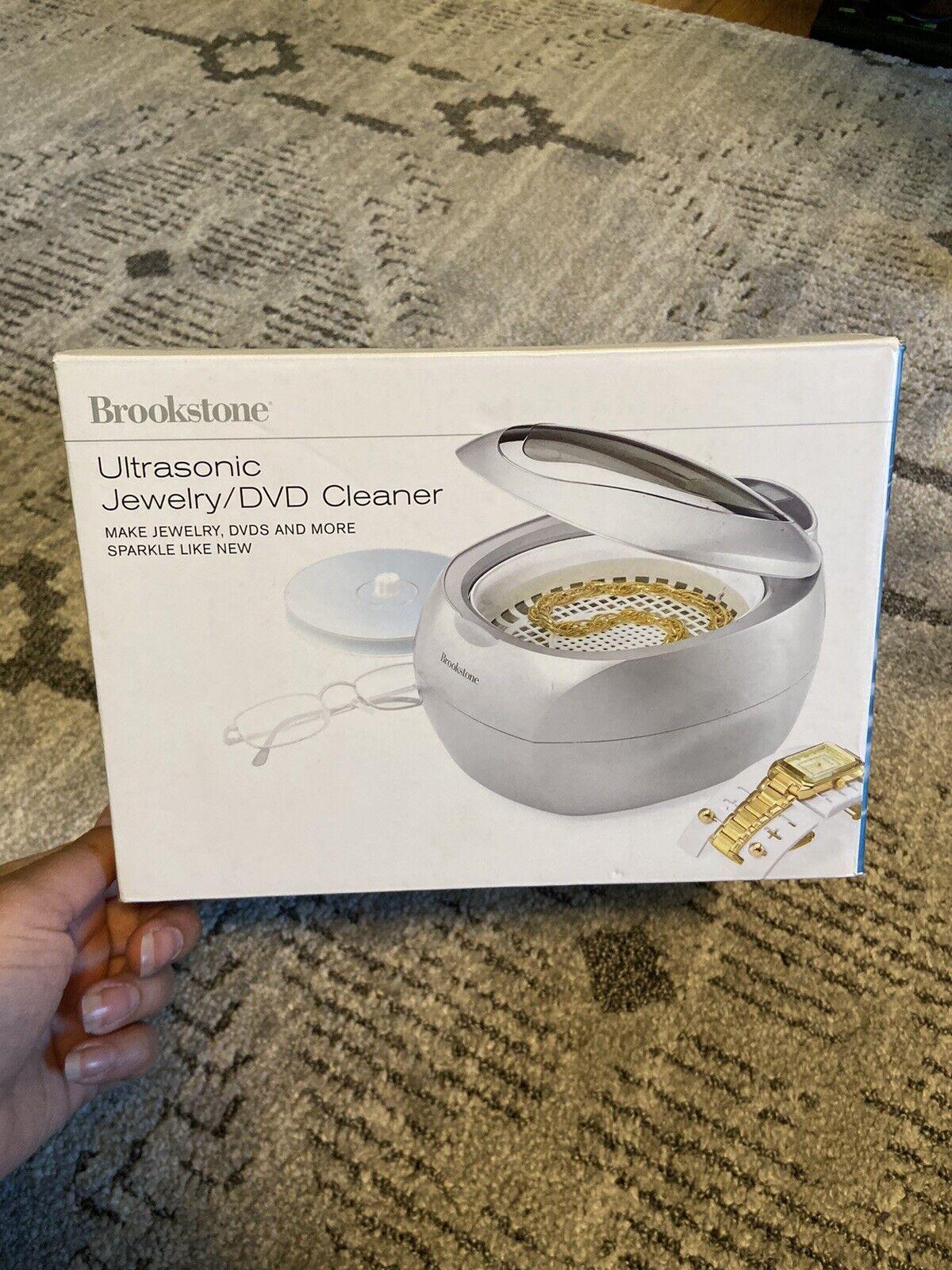 Brookstone Jewelry Cleaners : brookstone, jewelry, cleaners, Brookstone, Ultrasonic, Jewelry, Cleaner, 606376, Online