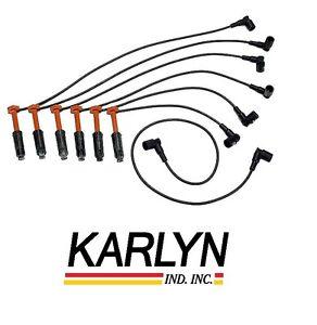 For Mercedes 300CE 300SE 300SL Spark Plug Wire Set Karlyn